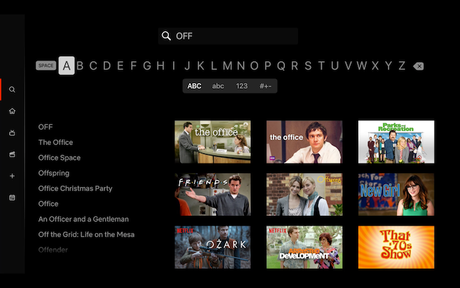 Netflix Apple TV US Content The Office