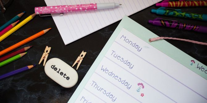 5 Printable Productivity Planners and Templates to Get Things Done