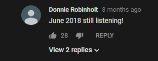 Still Listening 2018 YouTube