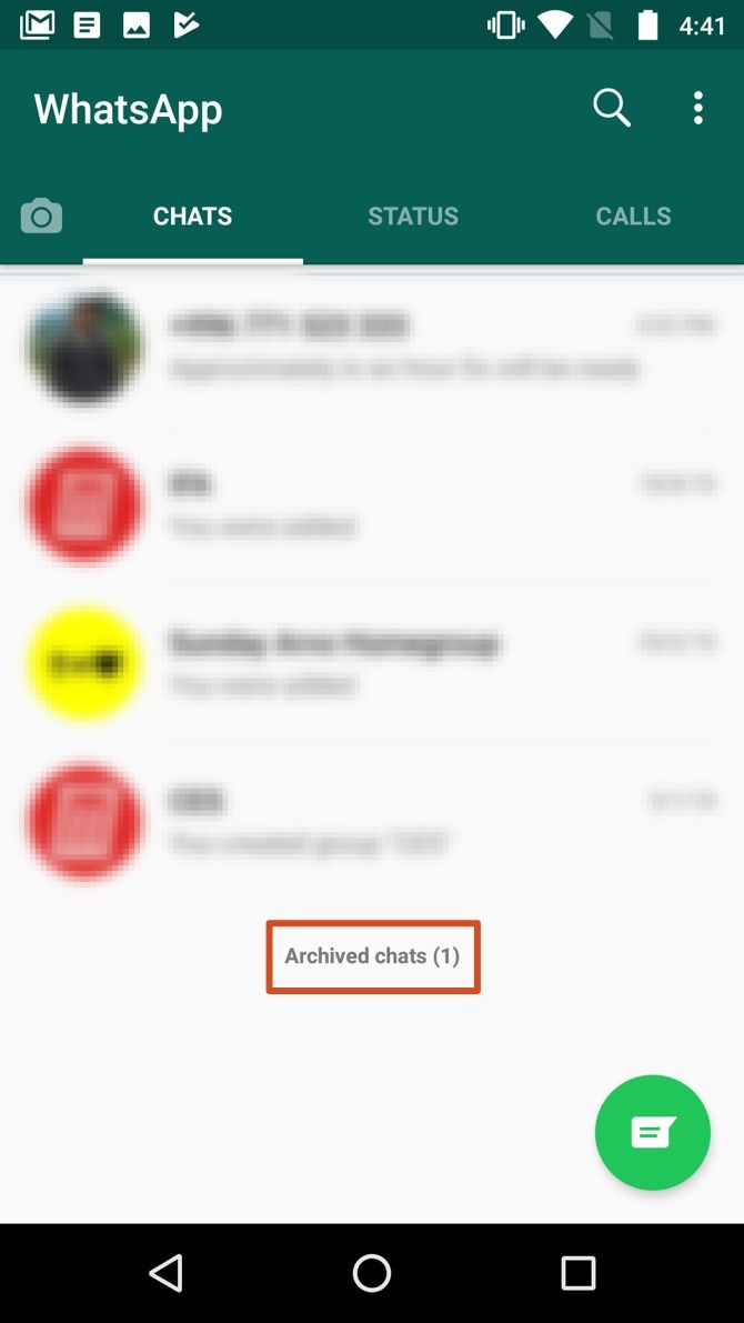 How to Retrieve Deleted or Missing WhatsApp Messages