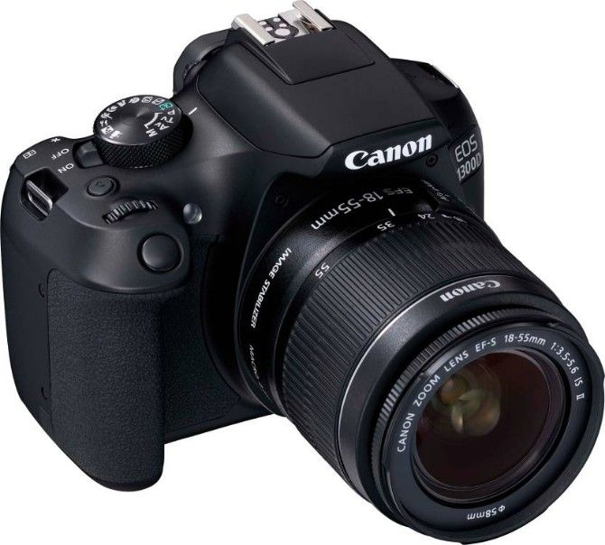 Canon EOS Rebel T6 or Canon EOS 1300D is the best cheap DSLR camera