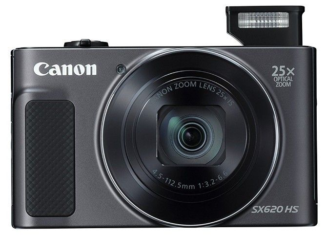 Canon Powershot SX620 is the best cheap point-and-shoot camera