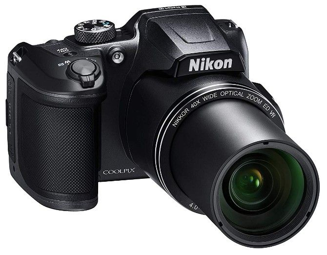 Nikon Coolpix B500 is the best cheap point-and-shoot travel camera with a long zoom lens