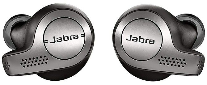 Jabra Elite 65t is the best true wireless earbuds set