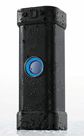 brookstone big blue speaker