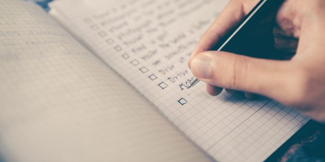 How to Find the Perfect Note-Taking App With This Checklist