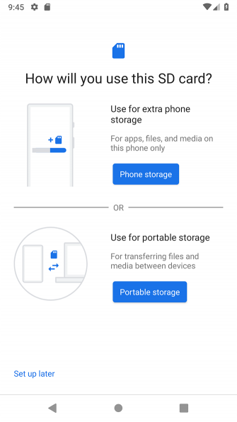 Move apps in sd card — Nokia phones community