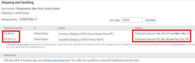 5 Kritische eBay Online-Shopping-Tipps, die Sie wissen müssen