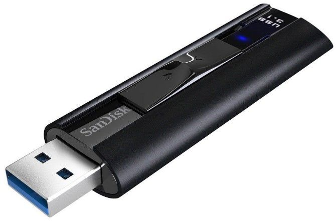 the overall fastest usb flash drive is the sandisk extreme pro