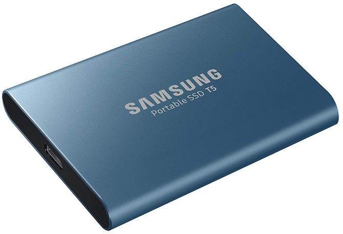 Samsung T5 is the fastest USB-C flash drive