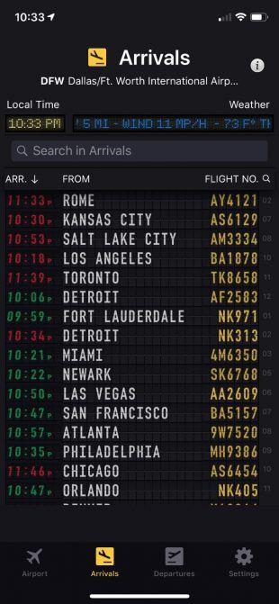 Die 9 besten Websites, Apps und Karten zur Verfolgung der Flugwege der Fluggesellschaften