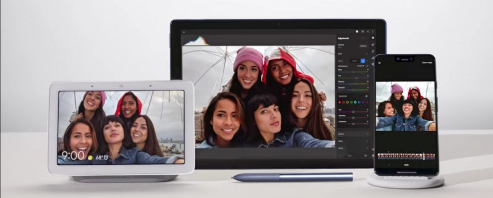 Google stellt den Pixel 3, Pixel Slate und den Home Hub