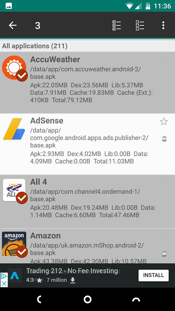 How to Move Apps to an SD Card on Your Android