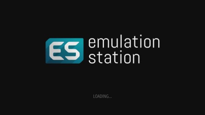 EmulationStation load image for RetroPie