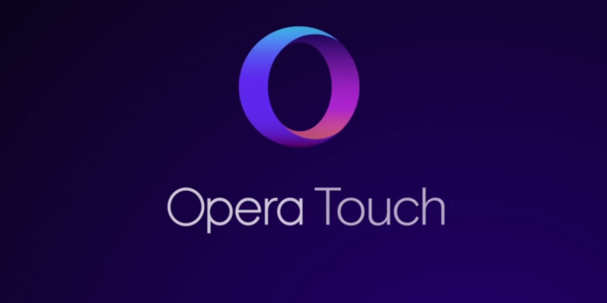 Opera Touch Brings One-Handed Browsing to iOS
