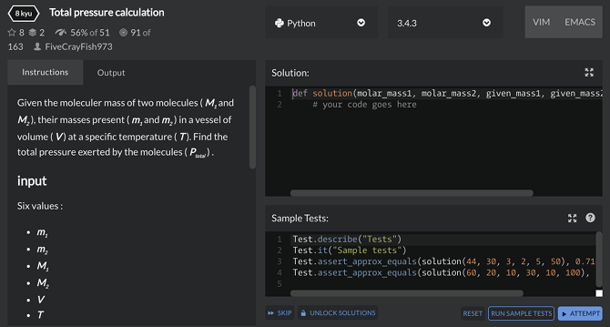 The 5 Best Websites to Learn Python Programming python website codewars