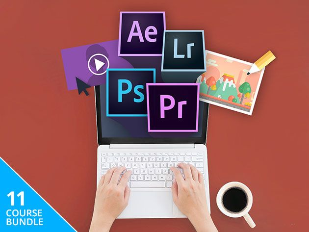 Enhance Your Creative Skills and Save Over $2000 on this Adobe Training