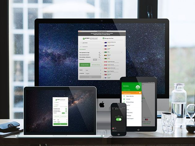 Protect Your Privacy with 66% off Private Internet Access VPN