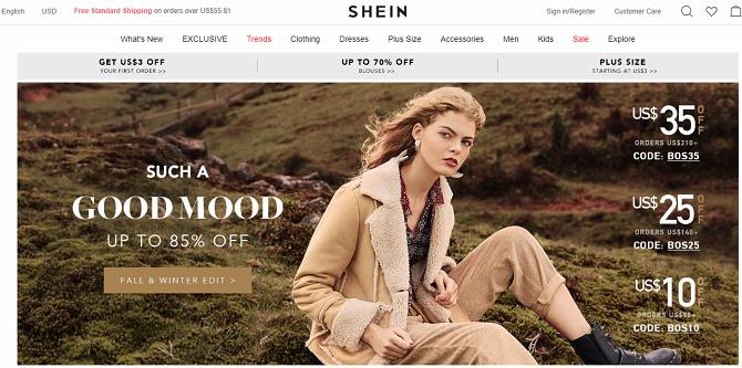 Die 10 besten chinesischen Shopping-Sites, die in die USA geliefert werden
