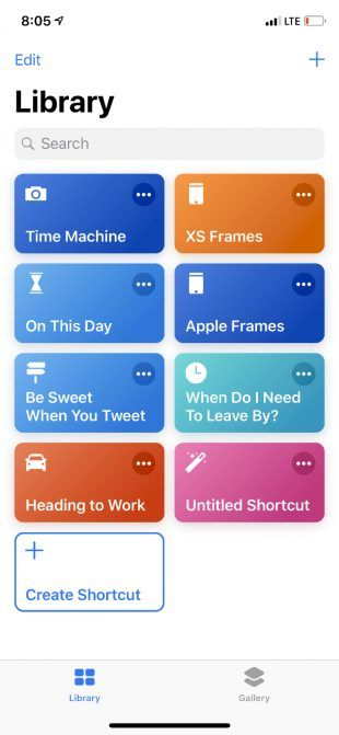 Wie Siri Shortcuts und die Shortcuts App in iOS 12