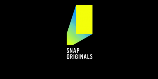 Snap Originals Are Short Snapchat TV Shows