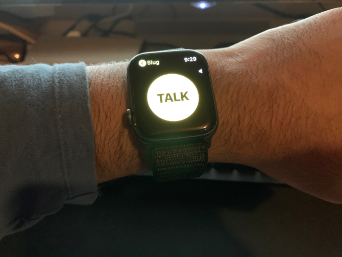 Apple Watch Series 4: The Undisputed King of Smartwatches walkie talkie 670