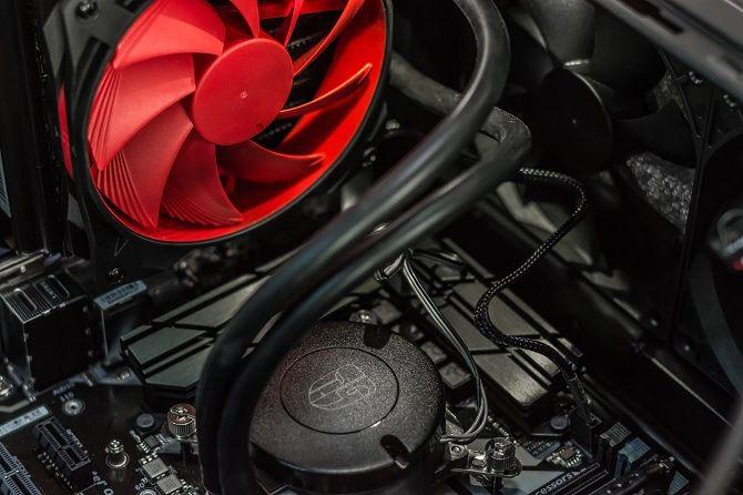 internal computer fan