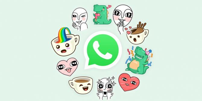 You Can Now Send Stickers Using WhatsApp