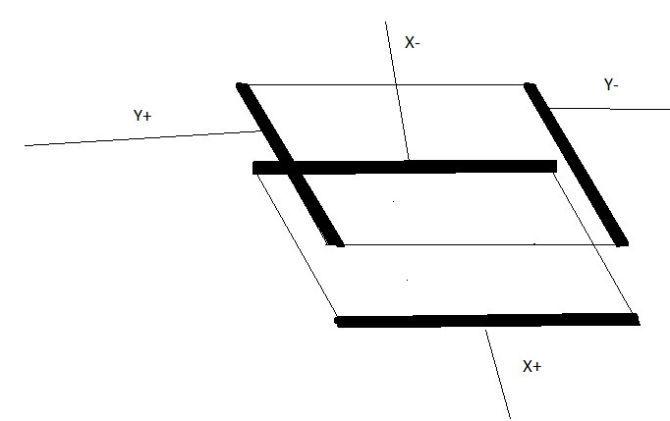 4-wire analog sensing