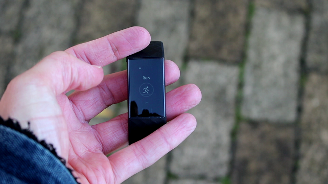 Fibit Charge 3 Exercise Tracking