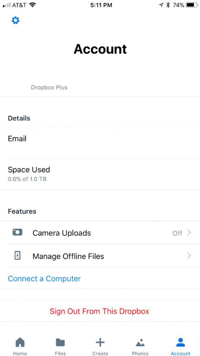 iPhone Photo Sync: iCloud vs  Google Photos vs  Dropbox