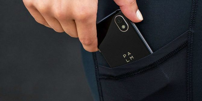 Palm Is Back With a Tiny Phone That'll Keep You Off Your Phone