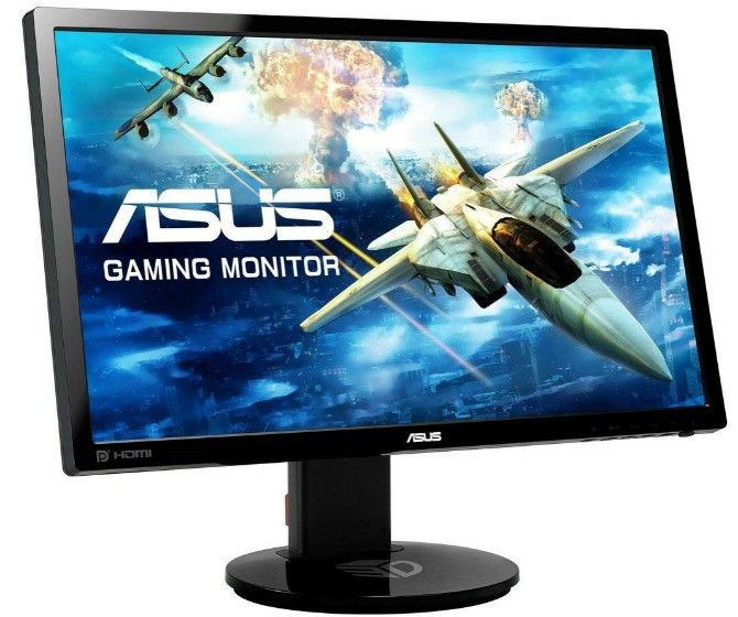 asus vg248qe is the best cheap gaming monitor with 144hz refresh rate