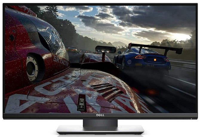 dell 2417dg is the best cheap gaming monitor with g-sync