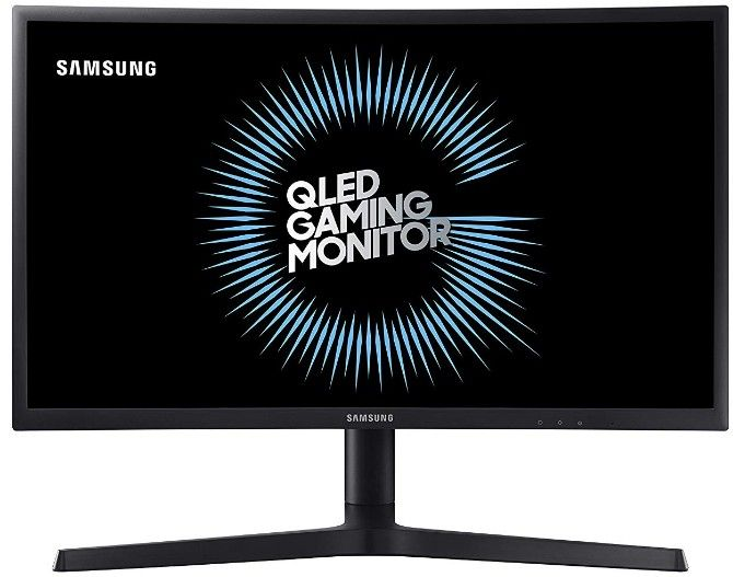 samsung c24fg73 is the best cheap gaming monitor with amd freesync