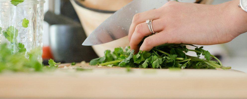 5 Lebensmittel-Apps und -Stationen zum Kochen leckerer und gesunder Mahlzeiten für Anfänger