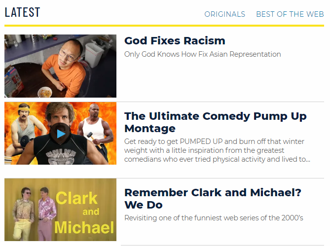 The 15 Funniest Websites for the Best Humor on the Web