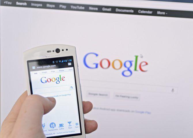 Pencarian seluler Google