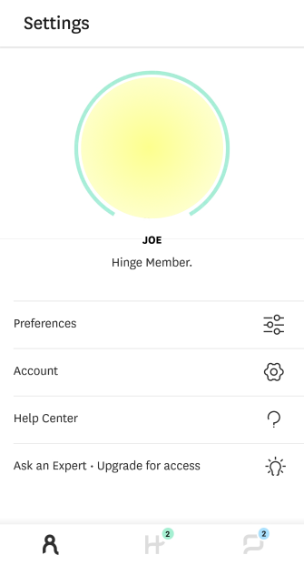 cerniera dating app FAQ