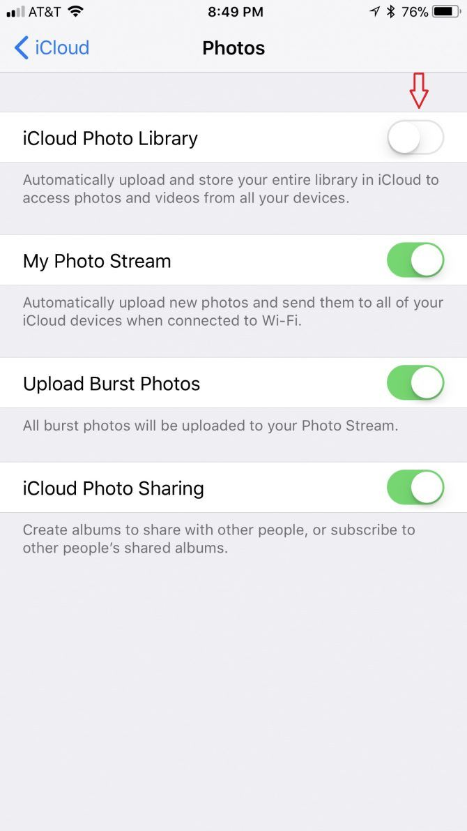 iPhone Photo Sync: iCloud vs  Google Photos vs  Dropbox