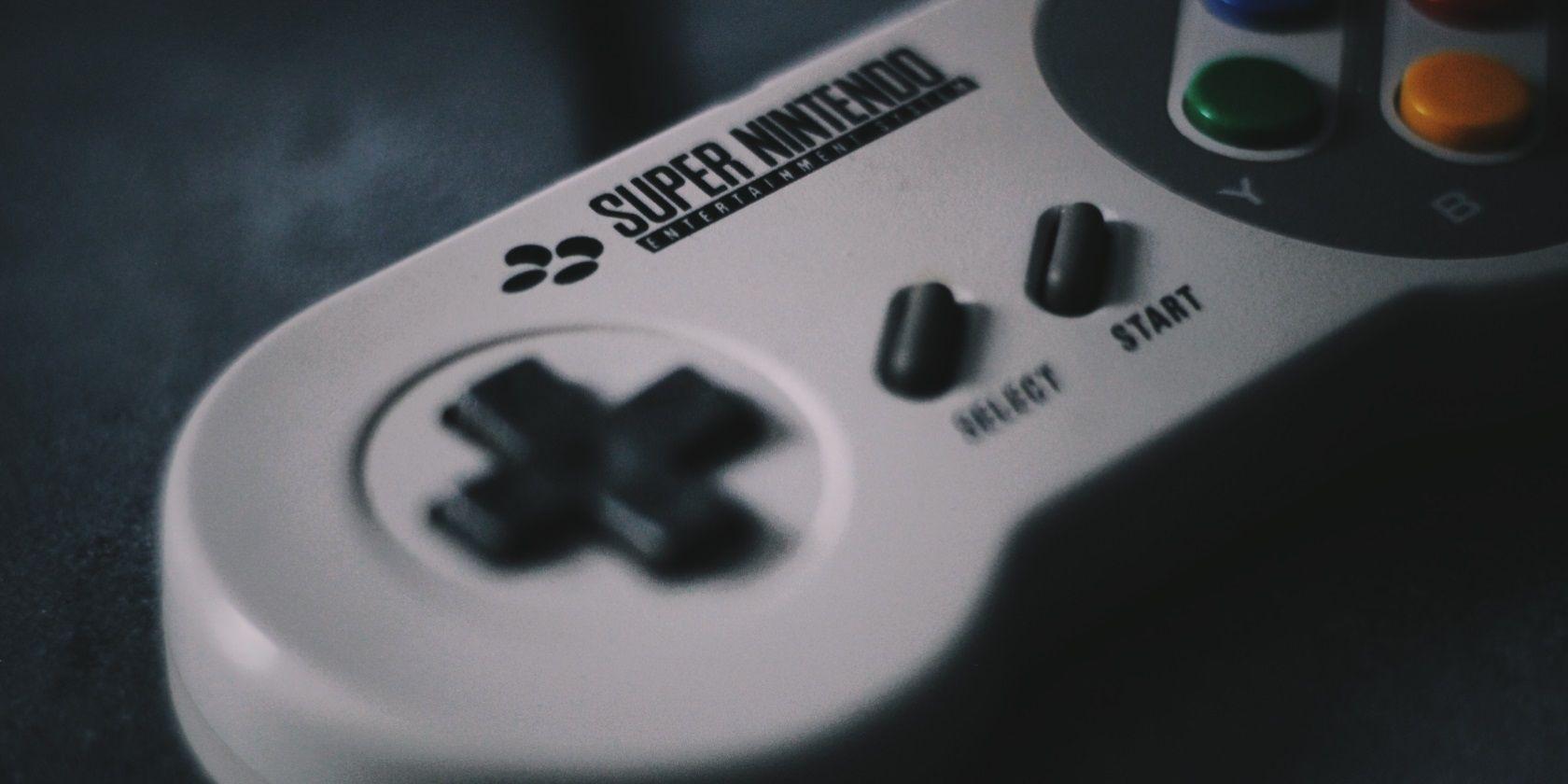Controller di gioco Super Nintendo