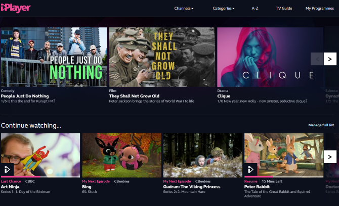 BBC iPlayer restrictions can be circumvented with a good VPN
