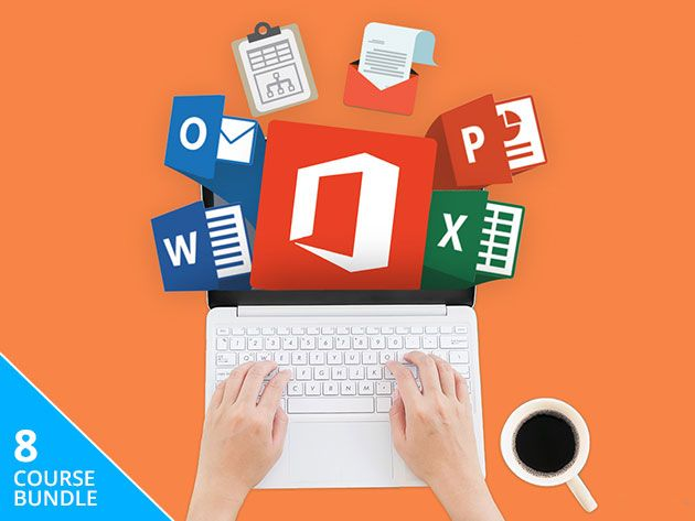 Master Microsoft Office with 38 Hours of Training for $29