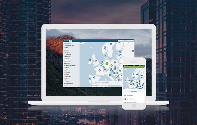 Sparen Sie 75% auf Top-Rated Datenschutz mit NordVPN