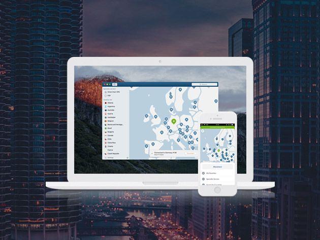 Get Bulletproof Online Security with 66% off NordVPN Subscriptions