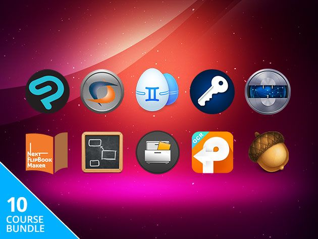 Get 10 Award-Winning Mac Apps for $25: Acorn, CrossOver & More