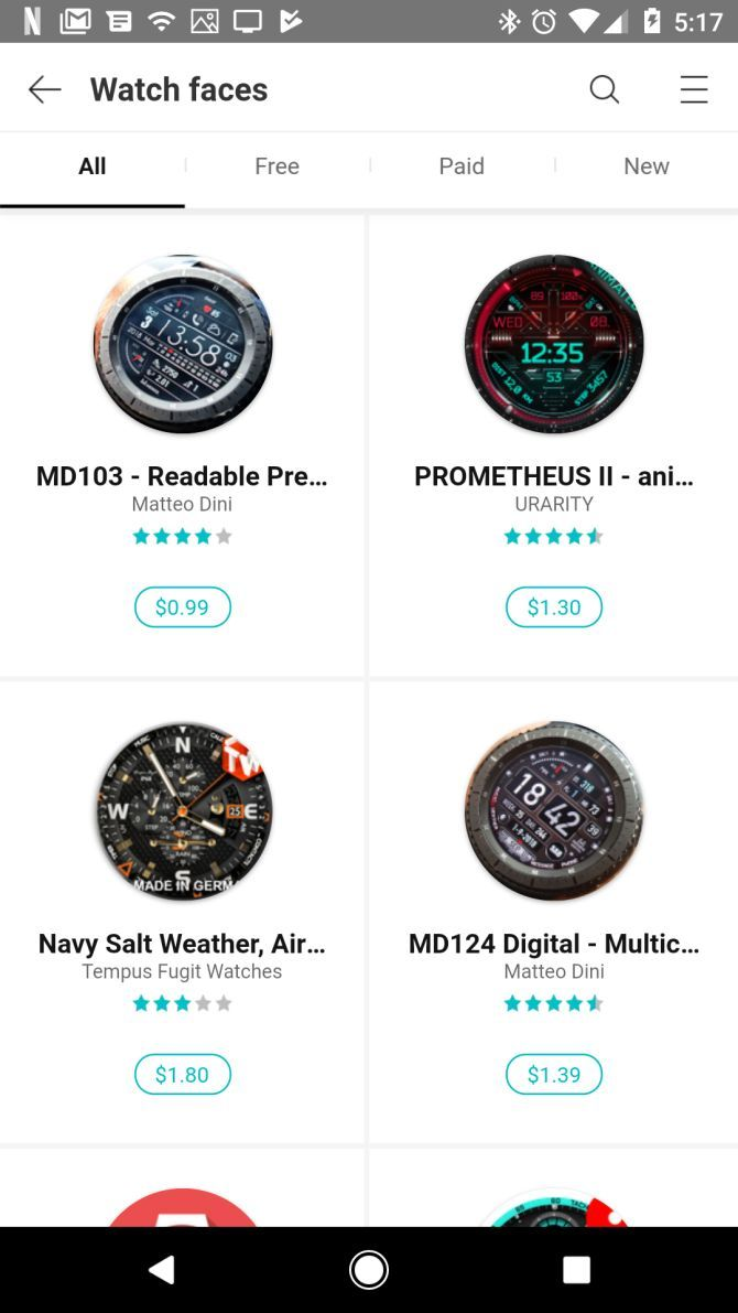 8 Samsung Gear Watch Faces to Transform Your Watch