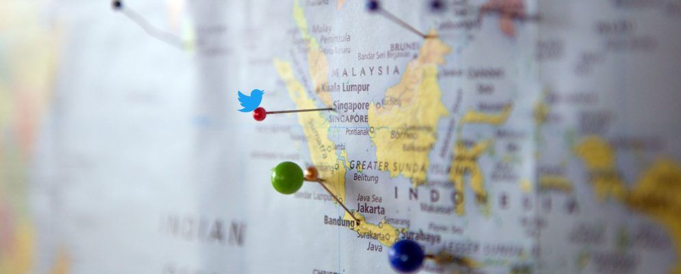 How to Search Twitter by Location