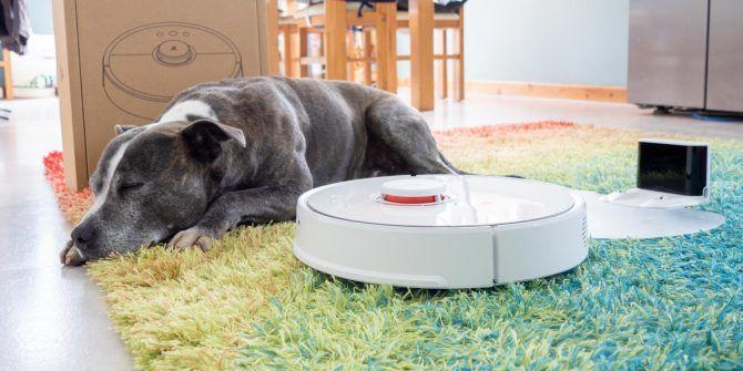 Roborock S50: The Smartest Vacuum Yet