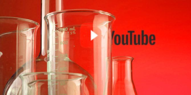 The 10 Best YouTube Channels for Wacky Science Experiments